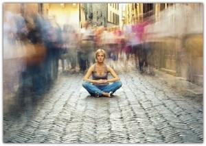 медитация привлечения положительных